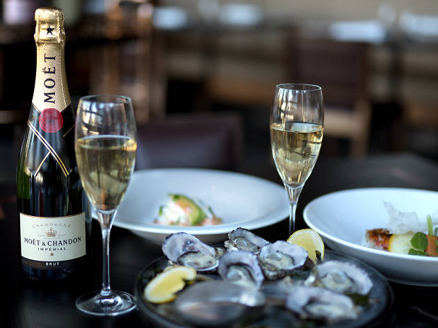 The Star long weekend oysters champagne