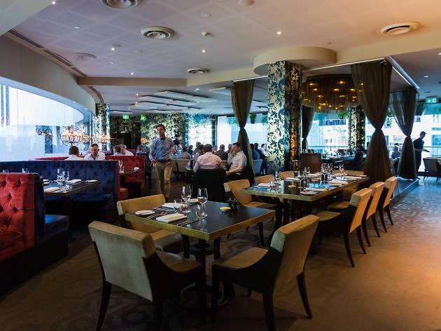 Blackbird Bar & Restaurant