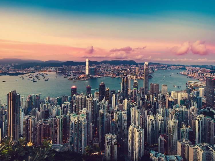 香港精華遊