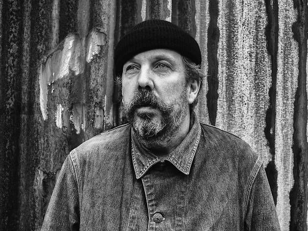 Andrew Weatherall at The Garden Brewery