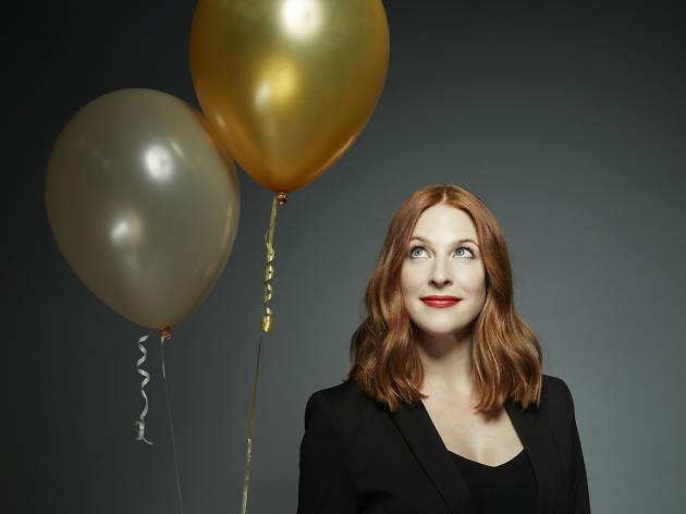Rosalie Craig stars as Bobbi in 'Company'
