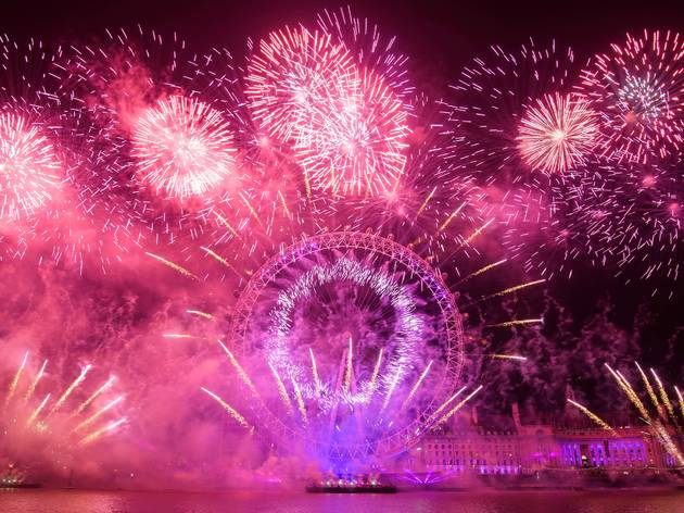 <p>New Years Eve fireworks 2016</p>