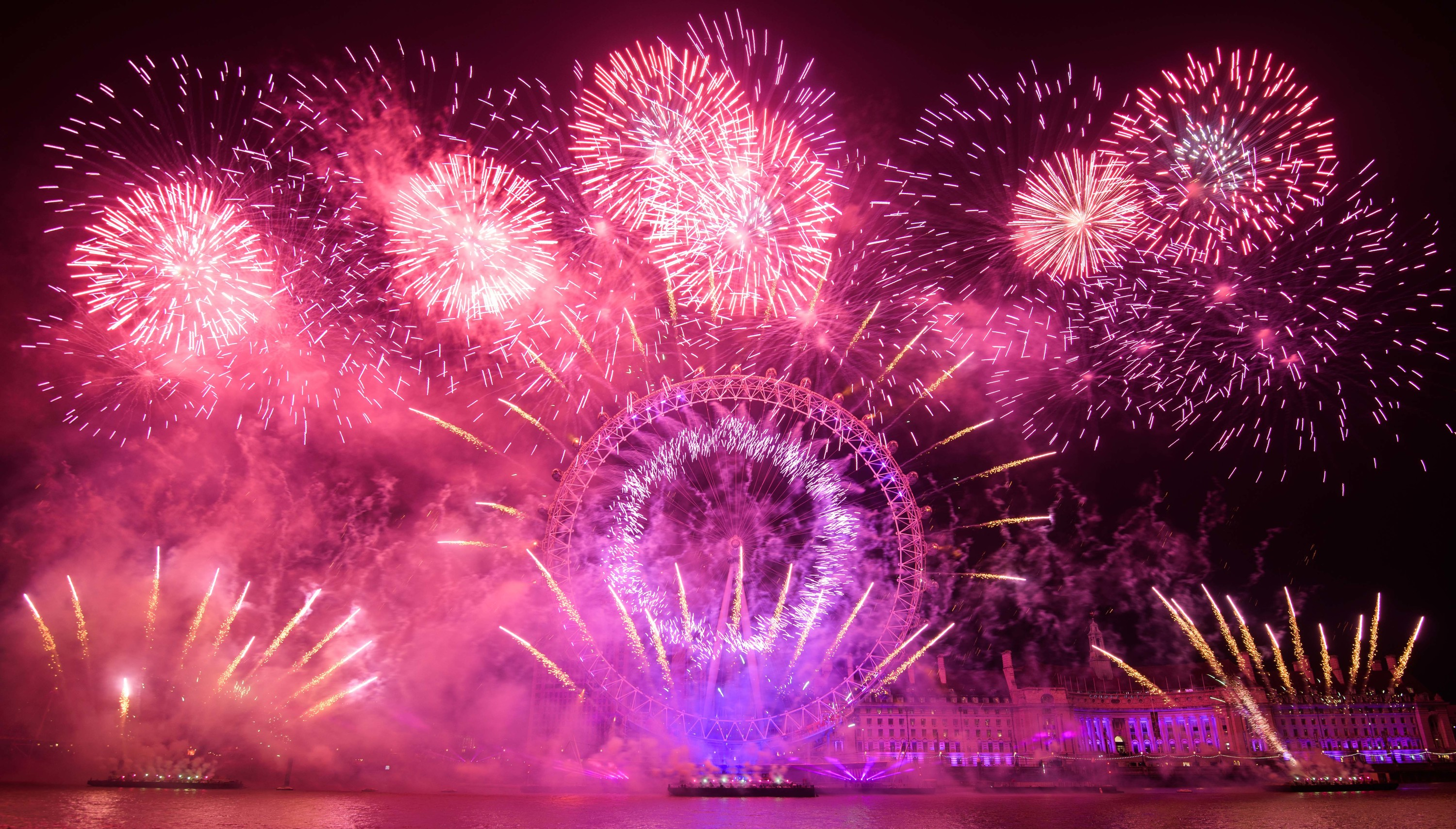 Dazzling things to do on New Year\'s Eve 2018 – New Year\'s Eve in London