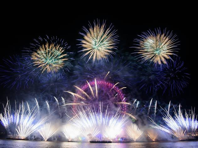 How to get tickets to London's New Year's Eve Fireworks