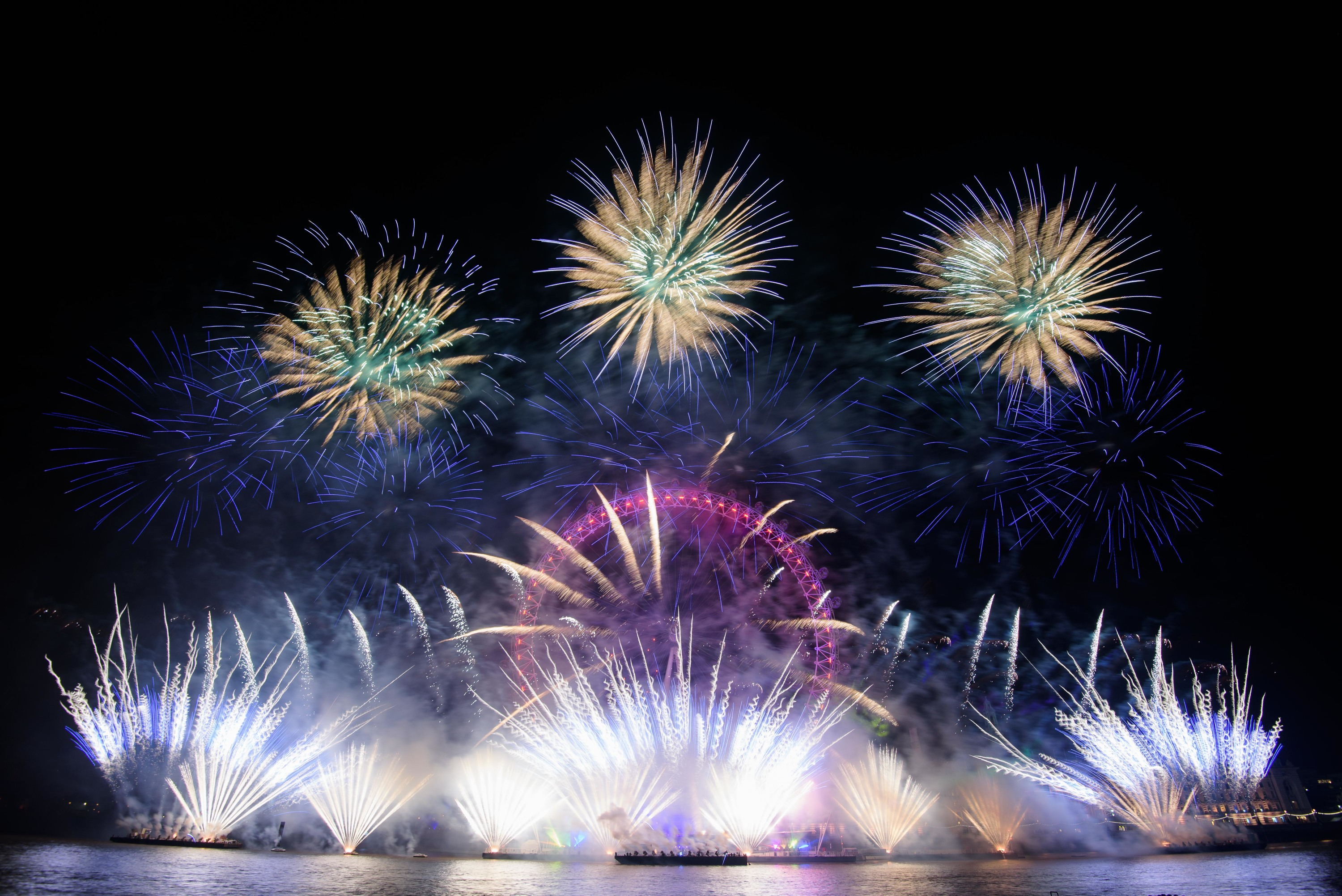 London's New Year Eve Fireworks 2019 | How To Get Tickets
