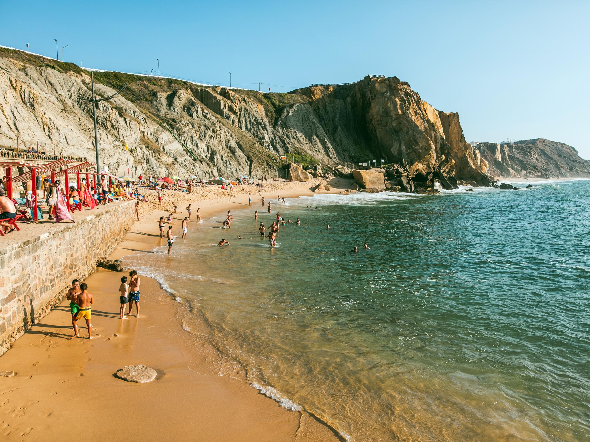Praia Formosa - Santa Cruz