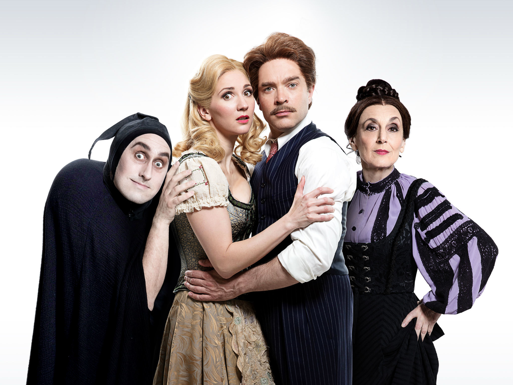 Young Frankenstein, West End