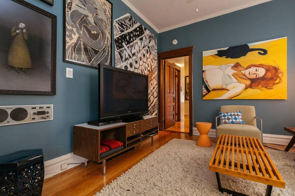 Airbnb Modern