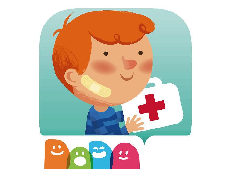 Cruz Roja - Prevención de accidentes y primeros auxilios para niños y niñas.