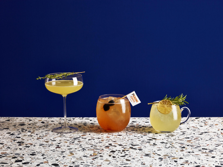 Bespoke cocktails from brilliant bartenders
