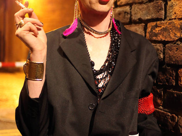 David Hoyle's Pandregina