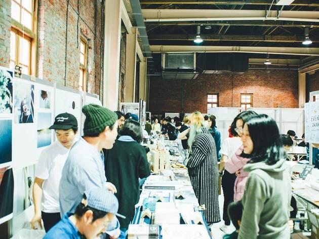第2回Culture & Art Book Fair in Taipeiが開催、ZINEアーティストの作品を募集
