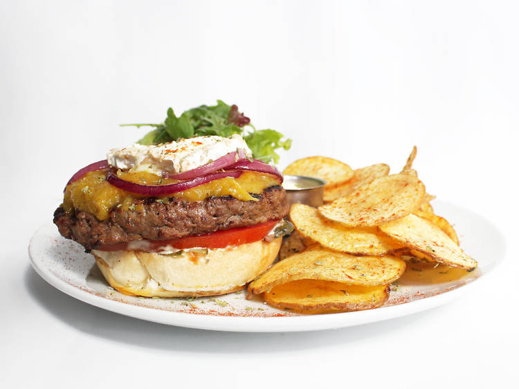 Bugo Art Burger