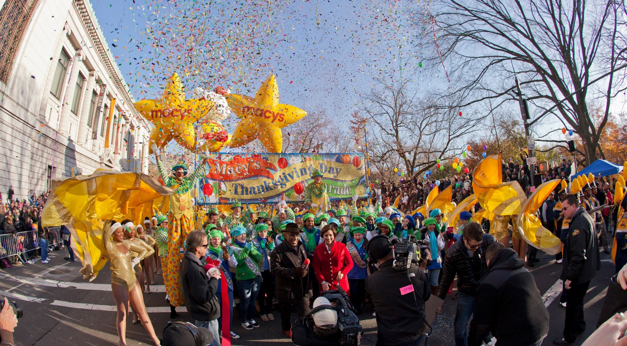 Full guide to Thanksgiving NYC including the Macy's Parade