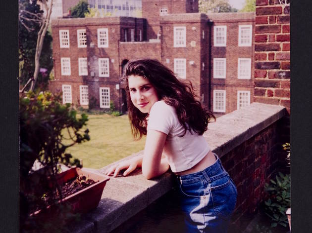 Amy Winehouse (Photographer unknown © The Winehouse family)