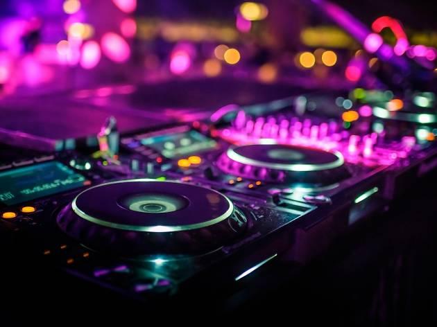 DJ Hip Hop, dj set