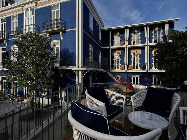 Os melhores hotéis boutique em Lisboa