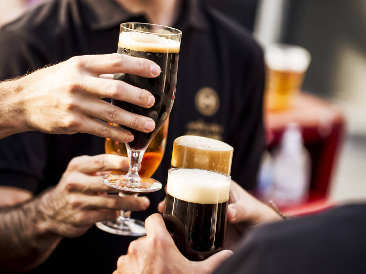 Aprenda mais sobre cerveja nas Beer Talks