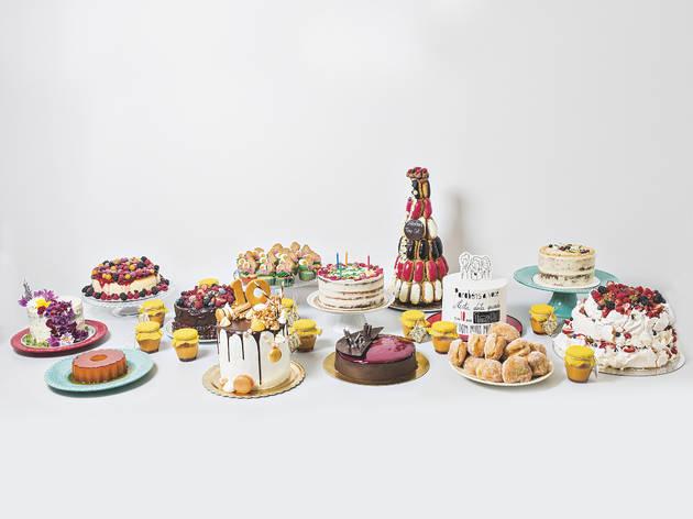 bolos de aniversário pelo 10 aniversario da revista time out lisboa