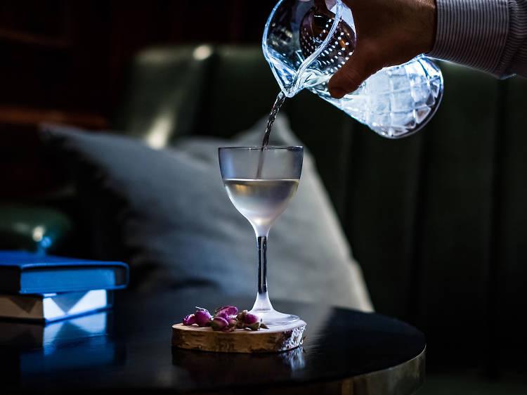 Bloomsbury Club Bar