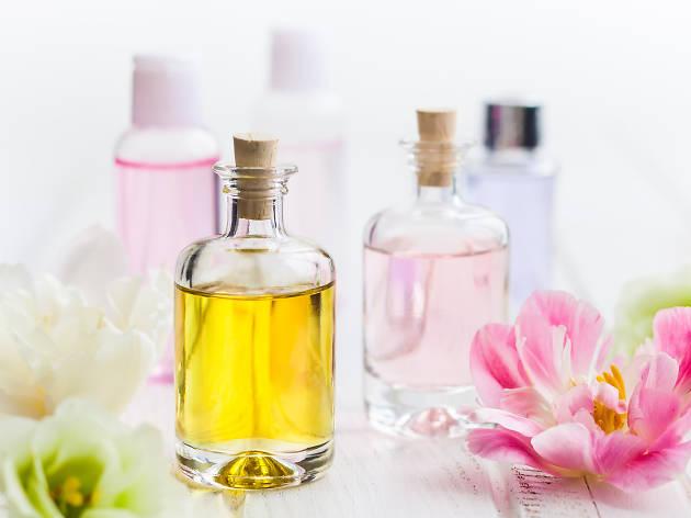 Taller de sensibilización olfativa
