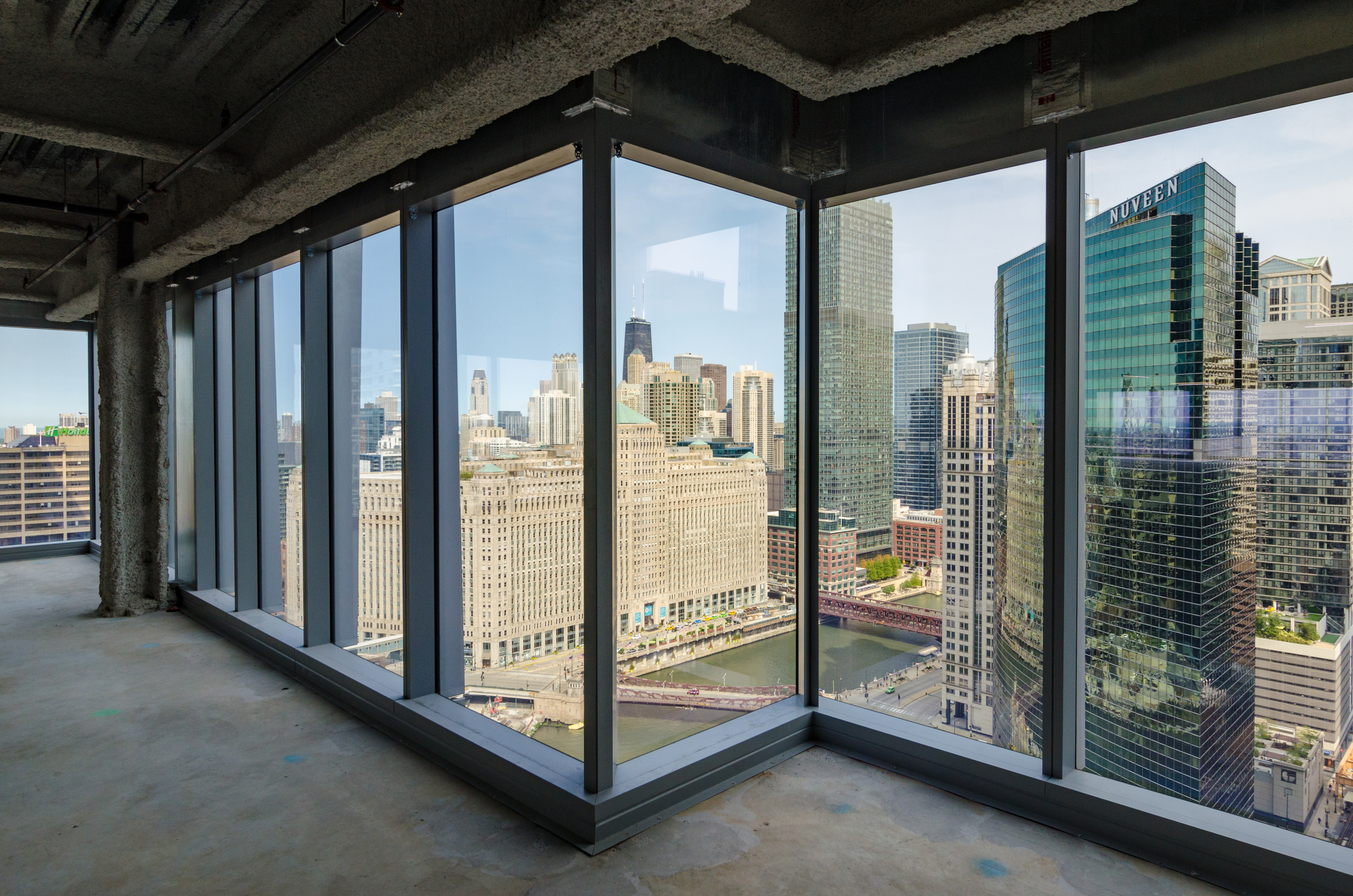One of Chicago's newest skyscrapers joins Open House