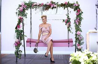 Spring Racing Highlights From Crown Oaks Day