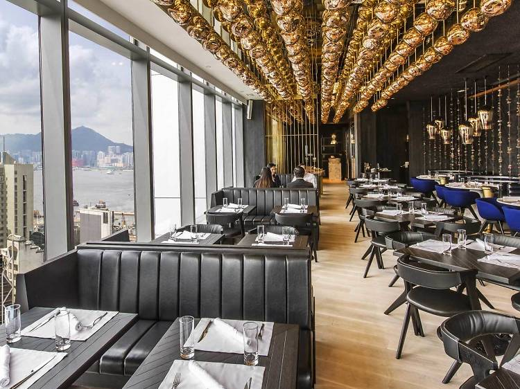 The best business lunches in Hong Kong