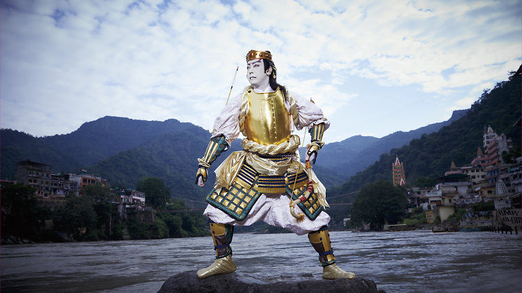 Bhagavad Gita kabuki