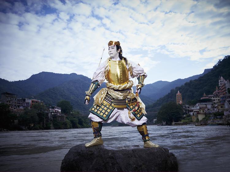インドの古典が歌舞伎に。「マハーバーラタ戦記」
