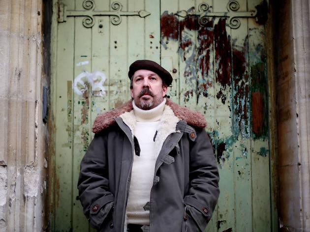 British DJ Andrew Weatherall