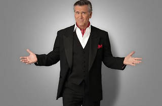 Welcome Bruce Campbell to Last Fan Standing