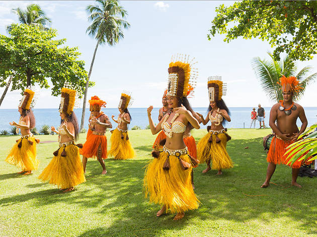 Welcome fall at the Pure Aloha Festival