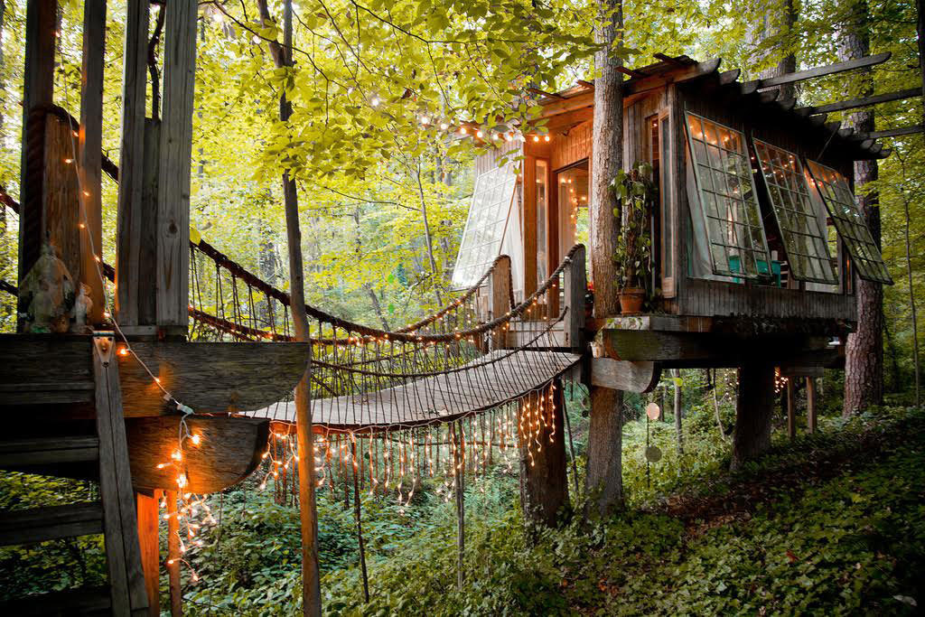 Rent these cool tree houses around the country