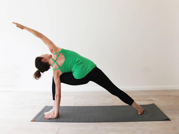 8 posturas de yoga para principiantes