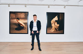 Andres Serrano takes a torturous path in his latest photos
