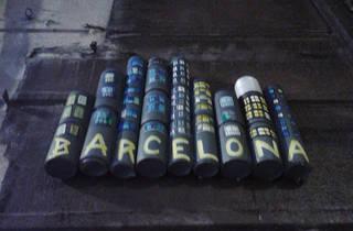 Reflexions enllaunades a les parets de Barcelona, part 2 [FOTOS]