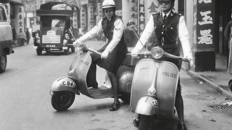Hong Kong Police 1950s