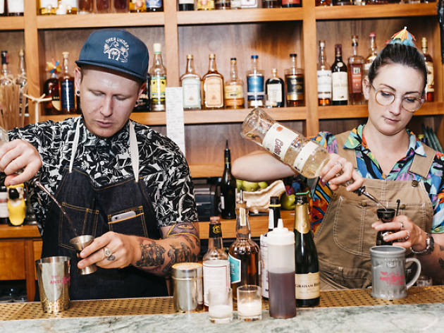 Try cocktails made from rubbish as Trash Tiki returns to London