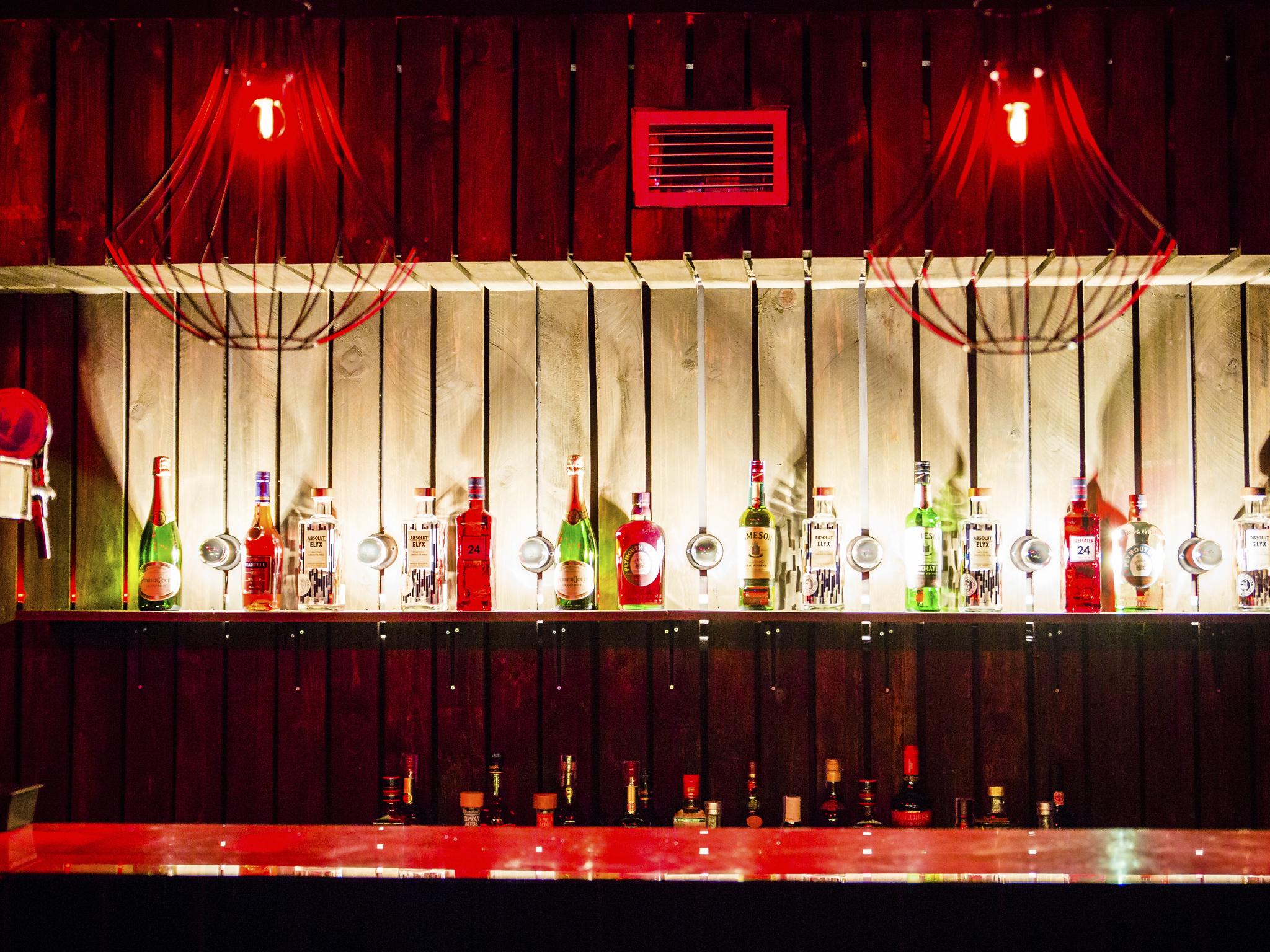 Um bar