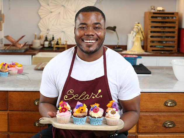 GBBO's Selasi is finally opening his London bakery