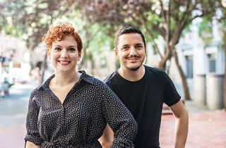 Aída Pallarès i Manel Pérez