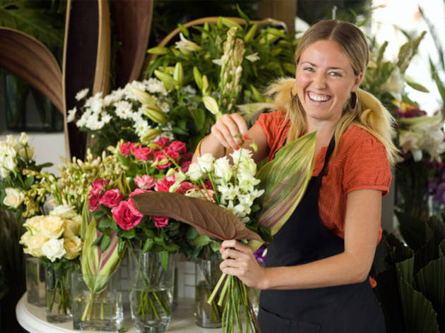Florista Maria Antónia