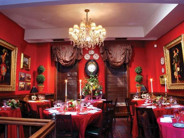 25 Romantic Restaurants Across NYC To Have An Intimate Dinner