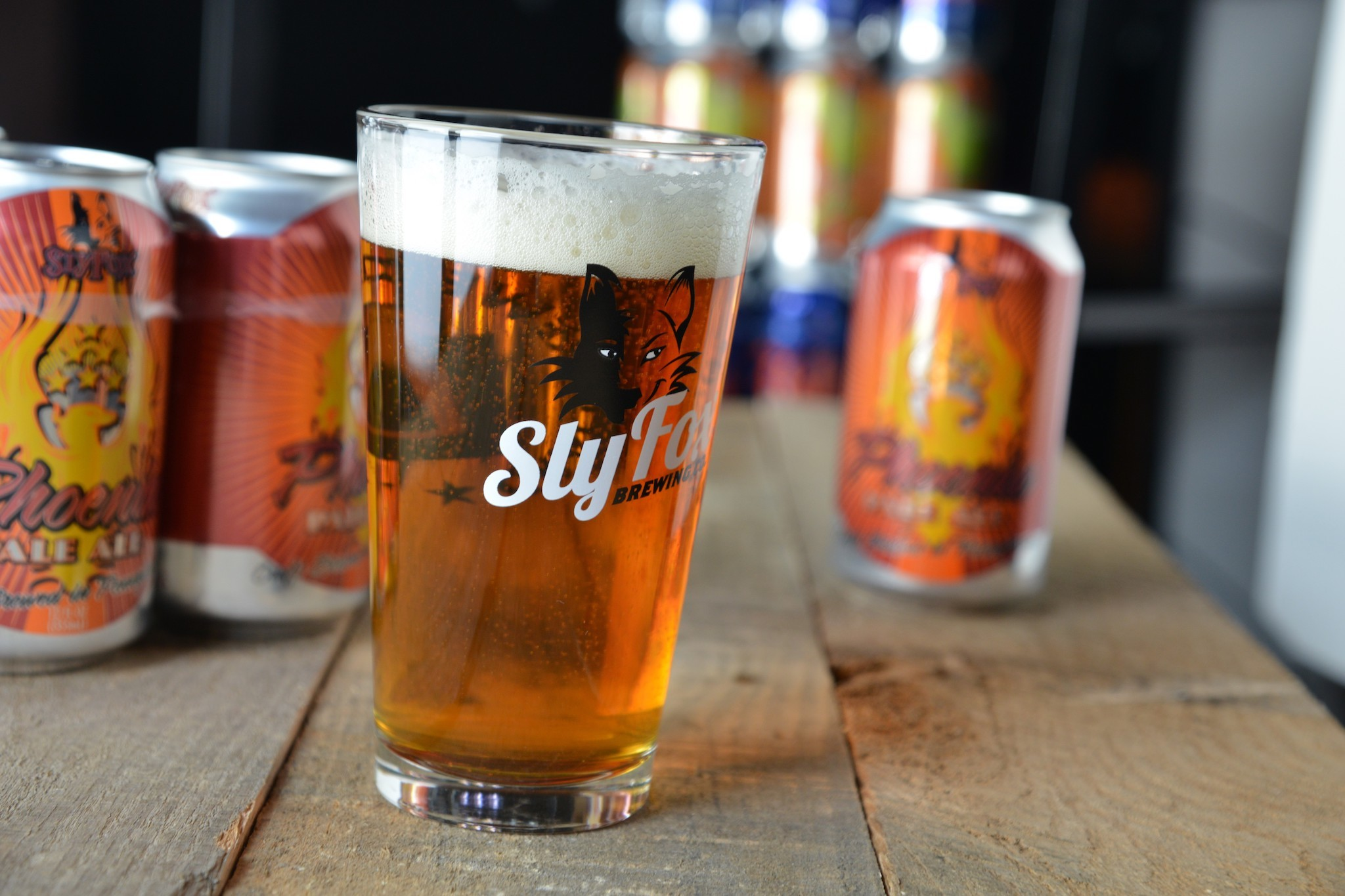 Sly Fox Brewing Company