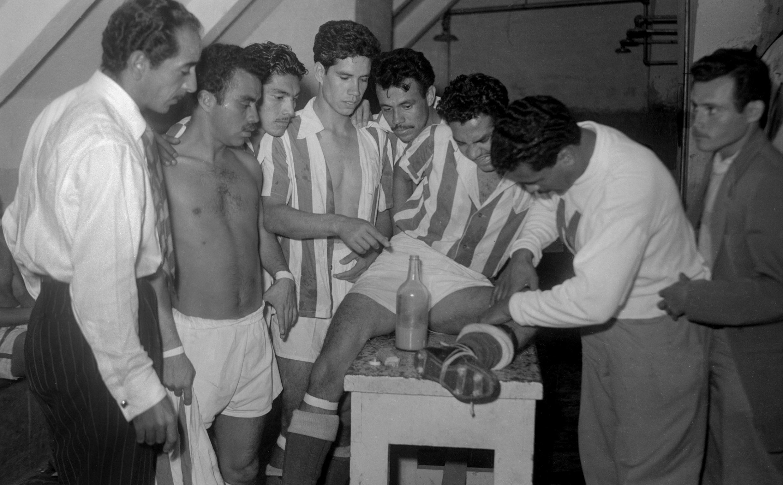 Goles y pasiones, 11 décadas de futbol en México