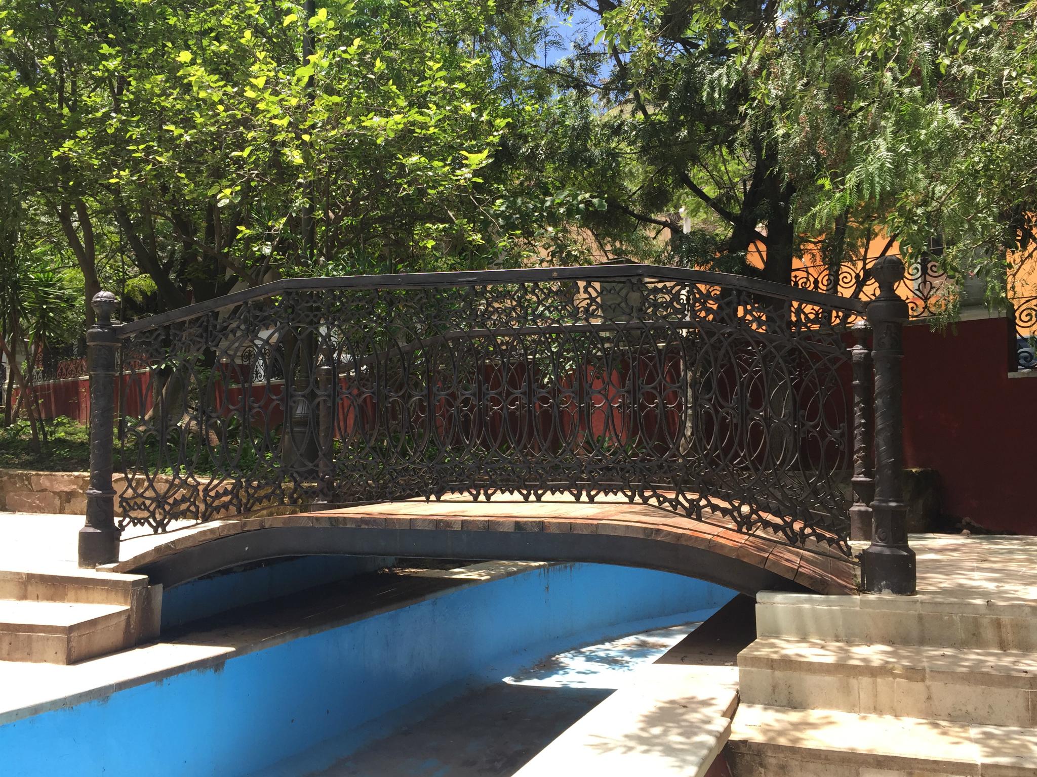 Parque Florencio Antillón