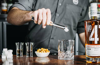 Substation 41 Rum cocktail (Photograph: Aimee Catt)