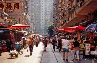 North Point Chun Yeung Street