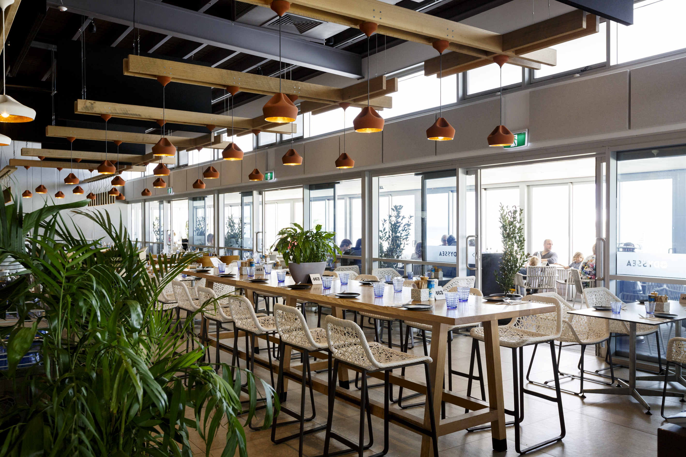 Feast on top-notch local produce at Odyssea